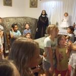 A sombereki Hagyományok Házában / Im Schomberger Heimatmuseum