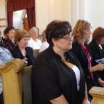Gedenkgottesdienst in der evangelischen Kirche von Bonnhard