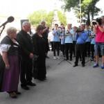 70 Jahre Vertreibung aus dem Komitat Tolnau - Gedenkveranstaltung in Bonnhard