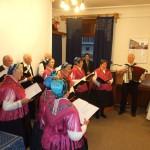 Der  Boschoker Chor / A Palotabozsoki Vegyeskar