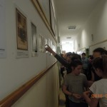 Blickpunkt-vándorkiállítás Budajenőn / Blickpunkt-Ausstellung in Budajenő