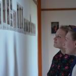 Blickpunkt-kiállítás nyílt Hartán / Blickpunkt-Ausstellung in Hartau eröffnet (Fotó: Csordás Krisztina)