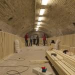 Im Keller des Hartianer Heimatmuseums