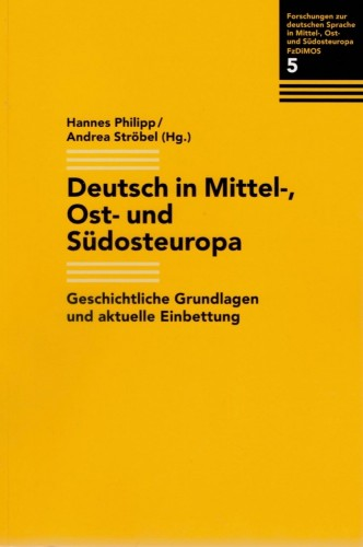 Deutsch in Mittel Ost und