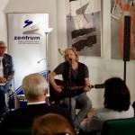 """Sieglinde Jug & """"Sir"""" Oliver Mally: Elbűvölték a közönséget / Das Publikum war von den beiden Künstlern fasziniert"""