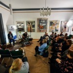 Irodalom és blues a németek házában / Literatur und Blues im HdU