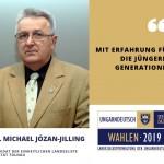 Dr. Michael Józan-Jilling