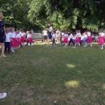 "Die Gruppe ""Elephanten"" des Wunderland Kindergartens in Seksard / A szekszárdi Wunderland Óvoda ""Elefáni"" csoportja"