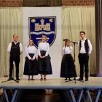 A Tamási Áron Gimnázium tanulói / SchülerInnen des Tamási-Nationalitätengymnasiums