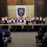 Az Erkel Ferenc Általános Iskola diákjai / SchülerInnen der Erkel-Grundschule