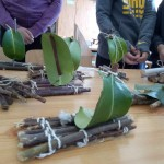 Projektarbeit in der Mátyás király Grundschule in Tschemer