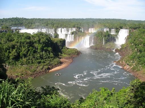 Forum SAAR Iguazu-Wasserfaelle_