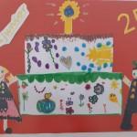 3. Platz (Kindergarten) - Kinder des Wandorf-Kindergartens Ödenburg
