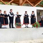 Der Gesangkreis aus Kirwa (Foto: István Schmidt)