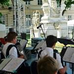 A Landesrat Harmonika Zenekara / Die Harmonika Kapelle des Landesrates