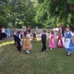 """Die Gruppe """"Häschen"""" des Wunderland Kindergartens in Seksard / A szekszárdi Wunderland Óvoda """"Nyuszi"""" csoportja"""