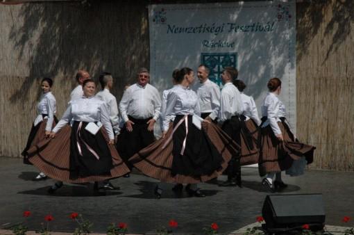 Hanselback Tanzgruppe Erd