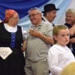 Jó hangulatban telt a kultúrest / Kulturabend in guter Stimmung (Fotó: Pats Krisztina)