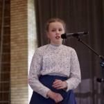 Nikolett Tallér, Gewinnerin der Kategorie Mundart - Klasse 3-4