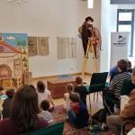 Gyermeknap alkalmából vidám délelőtti rendezvényre invitálta legfiatalabb közönségét a Zentrum / Anlässlich des Kindertagsfestes lud das Zentrum sein jüngstes Publikum zu einem lustigen Vormittagsprogramm ein