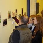 Az egyesületi ház január közepéig ad otthont a Blickpunkt-vándorkiállításnak / Das Vereinshaus  bietet bis Mitte Januar der Ausstellung ein Zuhause