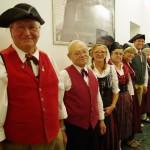 Kemmarä Kuckuck a Magyarországi Németek Házában / Kemmärä Kuckuck im Haus der Ungarndeutschen