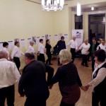 Táncház a Magyarországi Németek Házában / Tanzhaus im HdU