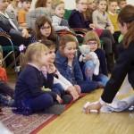 A gyerekek is szóhoz jutottak / Auch die Kinder kamen zu Wort