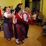 Tánclépések / Tanzschritte