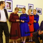 A Hartai Hagyományőrző Kulturális Egyesület színes kulturális programmal készült / Der Hartauer Traditionspflegende Kulturverein stellte ein buntes Kulturprogramm zusammen