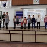 TeilnehmerInnen der Kategorie Mundart 1.-2. Klasse