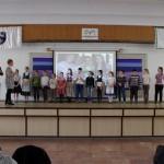 TeilnehmerInnen der Kategorie Mundart 3.-4. Klasse