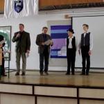 Teilnehmer der Kategorie  Mundart 9.-12. Klasse