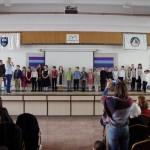 TeilnehmerInnen der Kategorie Hochdeutsch 3.-4. Klasse