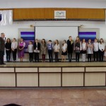 TeilnehmerInnen der Kategorie Hochdeutsch 5.-6. Klasse
