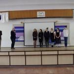 TeilnehmerInnen der Kategorie Hochdeutsch 9.-10. Klasse