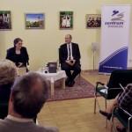 Könyvbemutatót tartottak a Magyarországi Németek Házában / Buchpräsentation im Haus der Ungarndeutschen