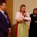 """Die Auszeichnung """"Für das Deutschtum in Budapest"""" wurde 2015 Richárd Tircsi zugesprochen / 2015-ben a """"Budapesti Németségért"""" elismerő kitüntetéssel Tircsi Richárdot tüntették ki"""