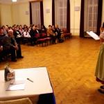 Jahresabschlussveranstaltung in der Akadémia Straße / Évzáró rendezvény az Akadémia utcában