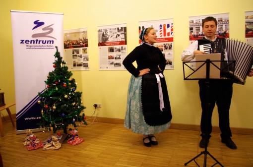 Tóth Vivien és Kresz Antal / Vivien Tóth und Anton Kresz