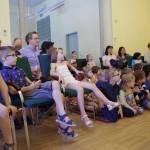Das jüngste Publikum des Zentrums / A Zentrum legfiatalabb közönsége