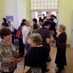 Kóstoló a helyi specialitásokból / Kostprobe von den örtlichen Spezialiäten