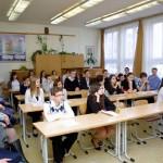 Kerületi német nyelvű szavalóverseny Újpesten / Rezitationswettbewerb in Neupest (Fotó: Szarka Gábor)