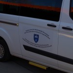 2015. február 20-án Babarcon is átadták a BMI-kisbuszt / Am 20. Febuar wurde auch in Bawaz der BMI-Kleinbus übergeben