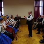 Babarci Ifjúsági Fúvószenekar, karnagy: Ahmann György / Bawazer Jugendblaskapelle, Dirigent: Georg Ahmann