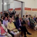 A refomációról szóló kiállítás megnyitója a HdU-ban / Eröffnung der Reformationsausstellung im HdU