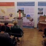 Maria Altmann - Német Nagykövetség Kulturális Referatúrájának vezetője  / Leiterin des Kulturreferats der Deutschen Botschaft