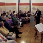 Dr. Kamp Salamon, a Liszt Ferenc Zeneművészeti Egyetem professzora / Dr. Salamon Kamp, Professor der Franz-Liszt-Musikakademie