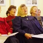 Éneklés közben / Beim Singen