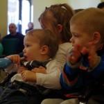 Gyerekkoncert a Magyarországi Németek Házában (2016. február 6.) / Kinderkonzert im HdU (6. Február 2016)